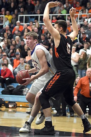 Waseca boys basketball's Jake Guse