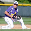 Mankato Twins third baseman Ryan Greene fields a ground ball during their game against Chaska Saturday.