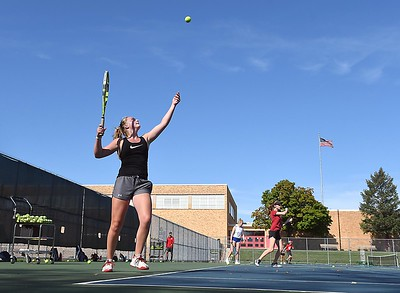 Mankato West girls tennis preview
