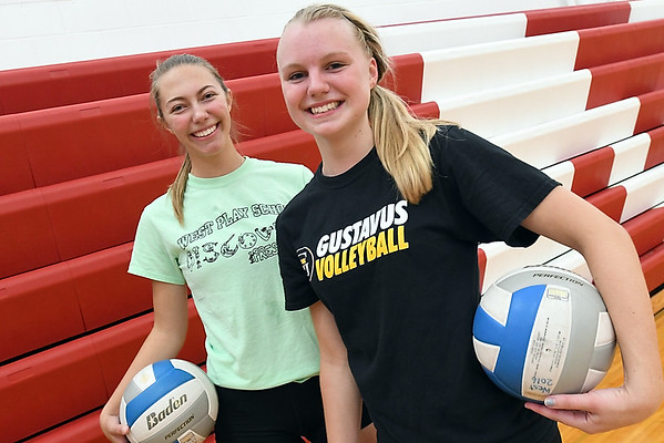 West volleyball preview