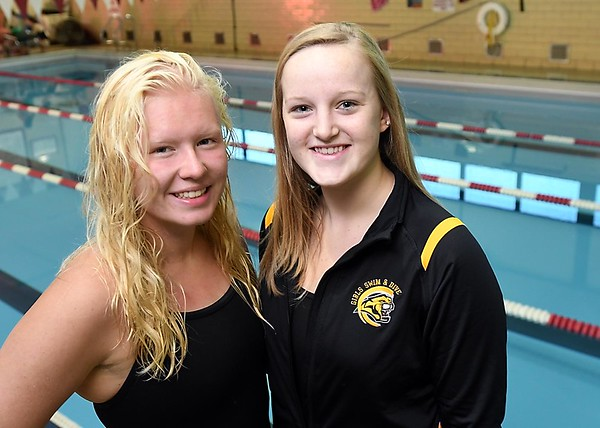 Girls swimming preview
