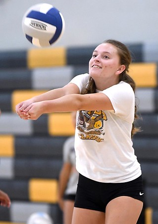 East volleyball preview