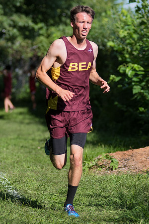 Grant Strukel of Blue Earth Area was the medalist at Tuesday's Mankato East Invitational. Photo by Jackson Forderer
