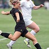 Mankato East girls soccer v. Red Wing 1