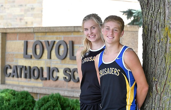 Loyola/Cleveland cross country preview
