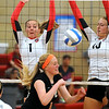 Mankato West volleyball