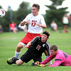 West boys soccer