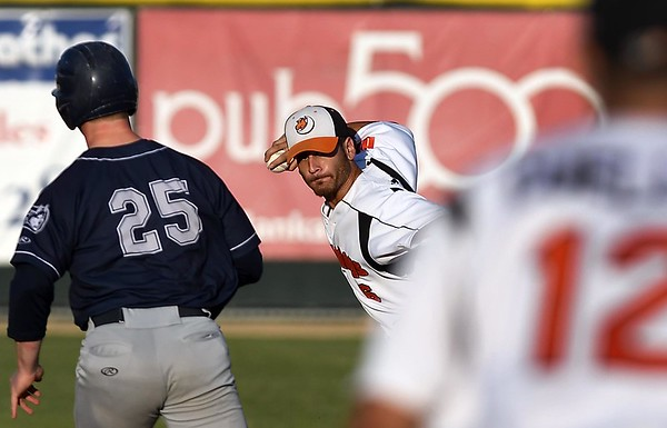 Mankato MoonDogs v. Duluth Huskies 2