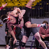 MSU wrestling V St. Johns Main