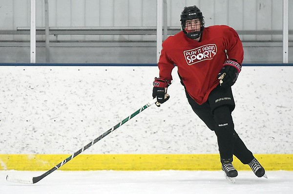 West boys hockey preview
