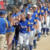 Mankato Loyola softball state tournament