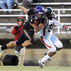Minnesota State's Andy Pfeiffer collides with Valdosta State's Dominque Wheeler during a second half run Saturday.