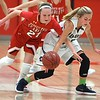 Mankato West girls basketball v. Rochester Century 1