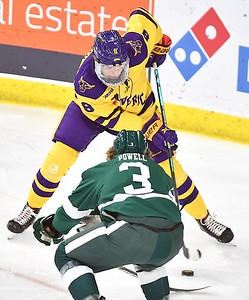 MSU men's hockey Smith