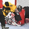 Mankato East/Loyola v. Mankato West boys hockey 4