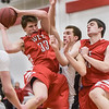 Mankato West v Faribault Boys BBall 1