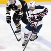 Mankato East/Loyola girls hockey v. St. Paul United 6