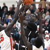 Mankato East boys basketball v. Austin 2