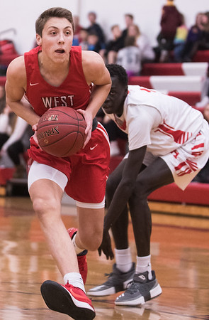 West Basketball v Austin MAIN