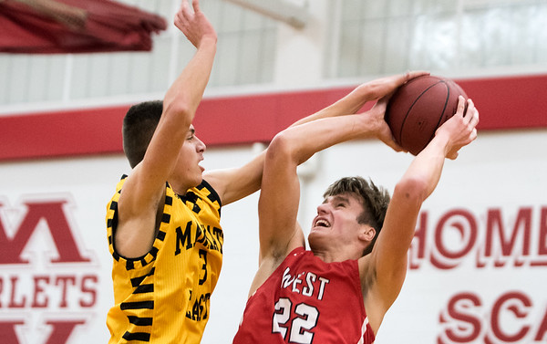 East v West b ball SECOND