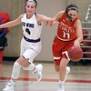 Mankato West girls basketball v. Red Wing 1