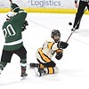Mankato East/Loyola boys hockey v. Faribault 2