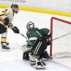 Mankato East/Loyola boys hockey v. Faribault 1