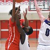 Mankato West basketball v. Red Wing 1