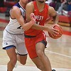 Mankato West basketball v. Red Wing 2