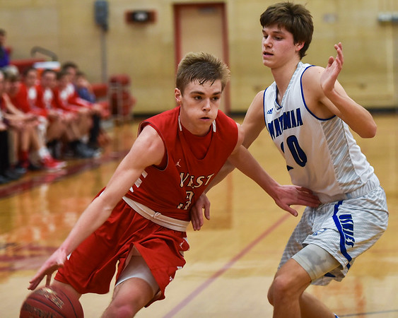 Mankato West v Owatonna Boys BB 2