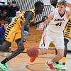 East b bball V MArshall Second