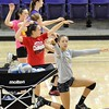 MSU volleyball camp 2