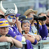 Pat Christman <br /> Minnesota Vikings fans watch Friday afternoon's practice.