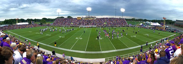 Blakeslee Stadium panoramic