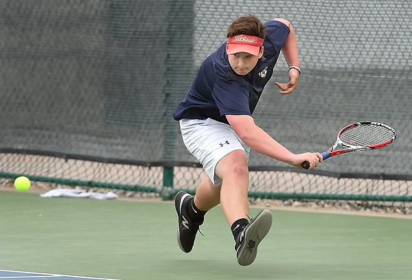 St. Peter boys tennis preview