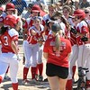 Mankato West softball v. Visitation 1