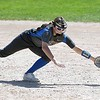 Le Sueur-Henderson softball v. Thief River Falls 6