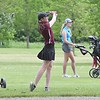 Section 2A girls golf