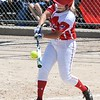 Mankato West softball v. Visitation 5