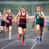 Section 2A Girl 400m Run