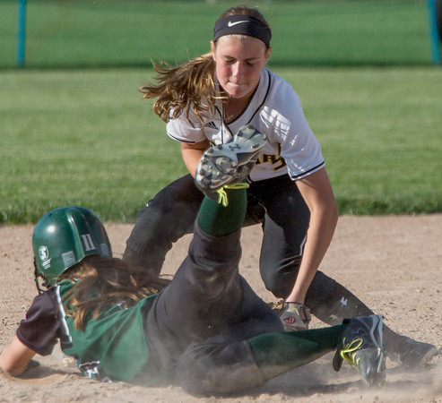 Mankato East Softball v Faribault 2