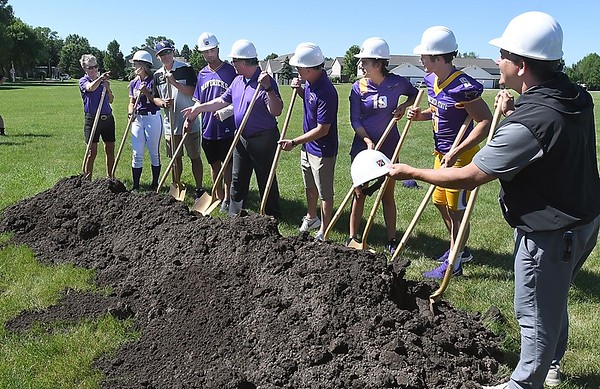 Maverick Sports Dome groundbreaking sports 1