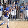 Loyola softball v. Kimball 2
