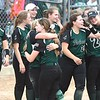 Faribault softball v. North Branch
