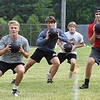 Mankato East football practice