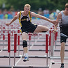State Track Boys 110 Hurdles