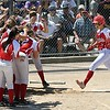 Mankato West softball v. Waconia 1