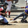 Mankato West softball v. Waconia 3