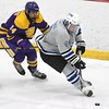 Minnesota River boys hockey v. Rochester Lourdes 1