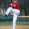 Mankato West baseball's Evan Furst